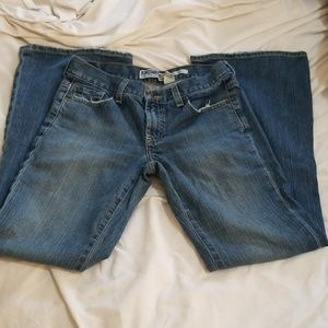 Women's Old Navy flare jeans